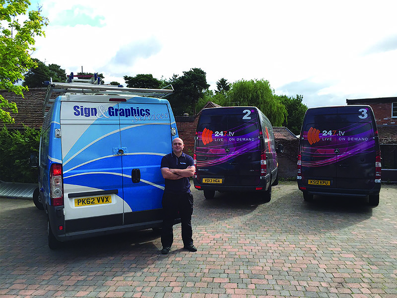 All Aboard For Sign & Graphics Services With New Mimaki JV150