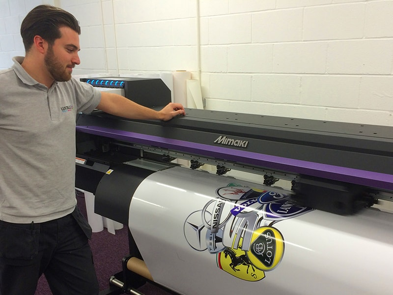 New Mimaki Helps Lustalux Meet Surge In Demand For Graphics